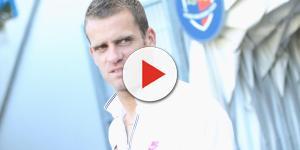 Le geste incroyable de Jerome Rothen avec le maillot de l'OM