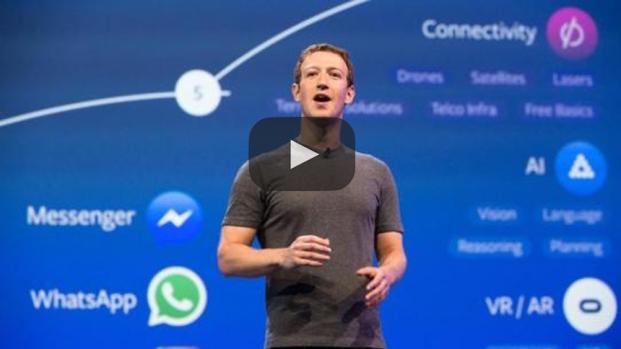 La NFL y Facebook firman acuerdo para emitir resúmenes en video de los partidos