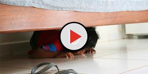 Assista: Crianças acham que mãe estava dormindo, mas ela estava morta á 5 dias