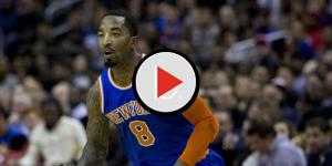 J.R. Smith takes subtle shot at his former teammate Kyrie Irving