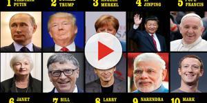 Le 7 persone più potenti del mondo secondo Forbes