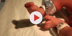 Após dar à luz, mãe chega em casa e toma susto ao bebê