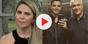Luciana Lacerda detona os filhos de Marcelo Rezende
