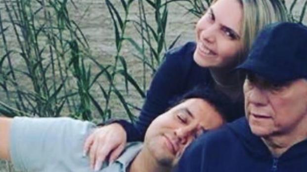 Namorada de Marcelo Rezende surpreende ao falar de relação com Geraldo Luís