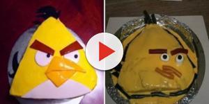 Veja pessoas que falharam miseravelmente ao tentarem fazer bolos de aniversário
