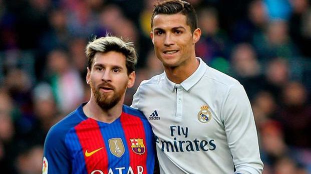 ¿Cristiano Ronaldo está celoso de Lionel Messi?