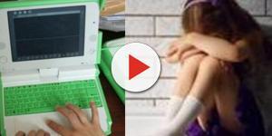 Menina de 10 anos filmou os abusos que sofria