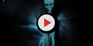 Foto scattata da un poliziotto ad un extraterrestre