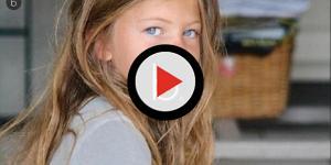 'Menina mais bonita do mundo': ela cresceu e realiza desfile em Paris