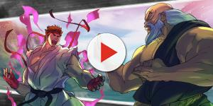 'Street Fighter 5' New stages and DLC character.