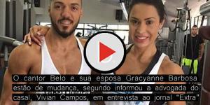 Assista: Gracyanne Barbosa e Belo tomam atitude drástica após serem acusados de