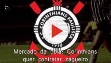 Mercado da bola: Corinthians quer contratar zagueiro