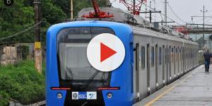 Tarado se masturba no trem e apanha no Rio