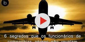 6 segredos que os funcionários de companhias aéreas não revelam