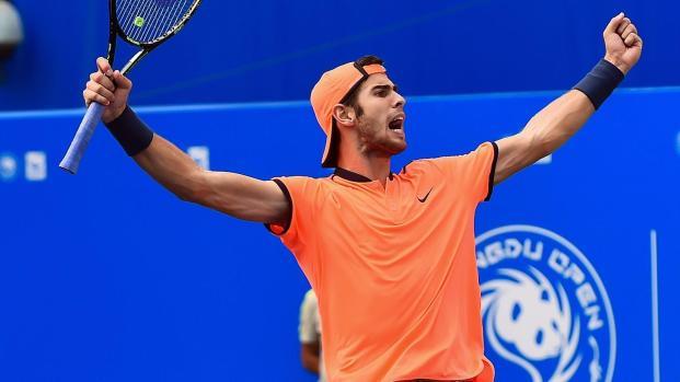 Tennis-ATP : Karen Khachanov fera face à Rafael Nadal au prochain tour
