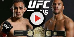 UFC 216: Ferguson dá um susto em Dana White após as encaradas