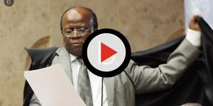 Joaquim Barbosa faz um alerta em defesa ao STF