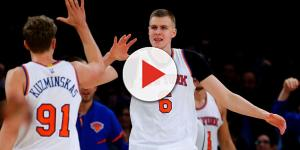 NBA update: Kristaps Porzingis could be the next Dirk Nowitzki