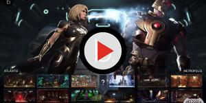 'Injustice 2': Two Fighter Pack 3 characters