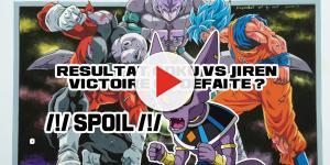 Officiel Dragon Ball Super 111 : Gokû dépasse le niveau de maîtrise de Beerus ?!