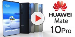 Huawei Mate 10 PRO : dalla Cina arrivano indiscrezioni sulle caratteristiche