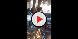 Assista: Motivo covarde : homem ateia fogo contra crianças e algumas morreram