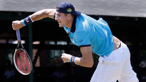 Tennis - ATP : John Isner se qualifie pour les quarts du tournoi de Pékin
