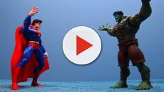 ¡El día que Hulk venció a Superman!