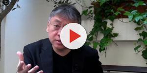 Kazuo Ishiguro recibe con sorpresa el Nobel de Literatura