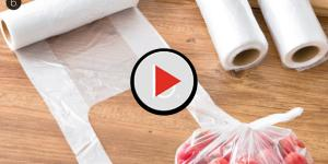 video: Dal 1° Gennaio arriva la tassa sui sacchetti ultraleggeri