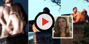 Rafael Cardoso revela detalhe picante em flagrante íntimo com Grazi