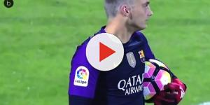 Cillessen espera más del Barça