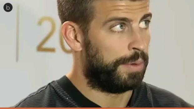 Gerard Piqué explica su posición en la selección española