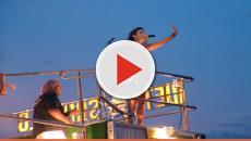 Grávida de gêmeas, estrutura de show de Ivete cai e ela faz pedido aos fãs