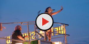 Tragédia:Ivete Sangalo, grávida de gêmeos, vê queda de camarote em show; vídeo