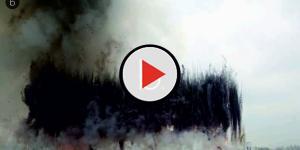 Vídeo: Exposición de obras del artista chino Cai Guo-Qiang el 25 de octubre
