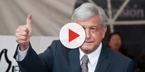 Obrador lidera la intención de voto para las elecciones de 2018