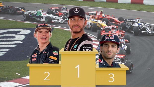 Formula 1: vince Hamilton, la Ferrari si ritira