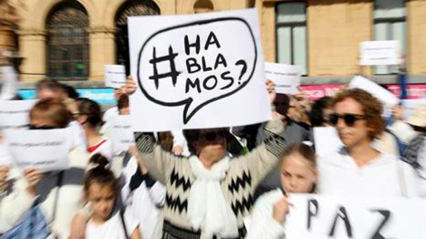 Marchas en España por la unidad