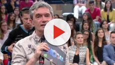 Pai da Anitta dá lição em Radamés e canta Viviane Araújo, que reage lindamente.