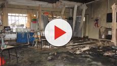 Vigia que colocou fogo em creche deixou recado antes do crime