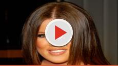Khloe Kardashian baby bump, first photos and public appearance