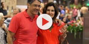 Anúncio de reconciliação de Bonner e Fátima Bernardes é viral, mas verdade abala