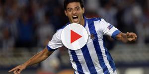En la Real Sociedad le dan pésimas noticias a Carlos Vela