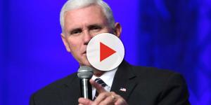 Pence lashes out at NFL with Twitter tirade, walks out of Colts-49ers game