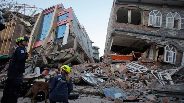 Así se vivió el sismo en el CEU PART
