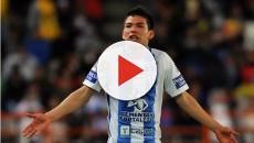 Quieren a 'Chucky' Lozano en la Premier League