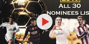 Los siete candidatos del Real Madrid al Balón de Oro 2017