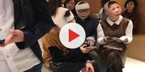Após cirurgia plástica no rosto, mulheres são presas em aeroporto
