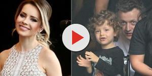 Filho da cantora Sandy Lima aparece de forma inesperada em show